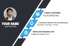 Name Tag Uniqe Company
