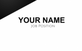 Name Tag Simple
