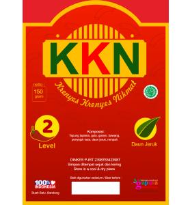 Desain Label Makaroni - desain label | Kemasaja.com