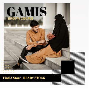 Banner ads Gamis Couple